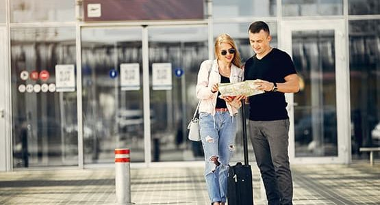 Service de navette VTC entre Lille et l'Aéroport de Lesquin