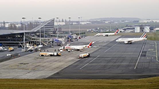 Navette VTC avec l'Aéroport de Lille Lesquin