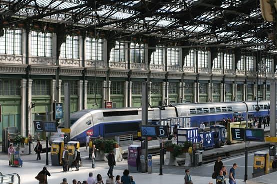 Navette VTC entre l'Aéroport de Lille et la gare de Lille-Europe