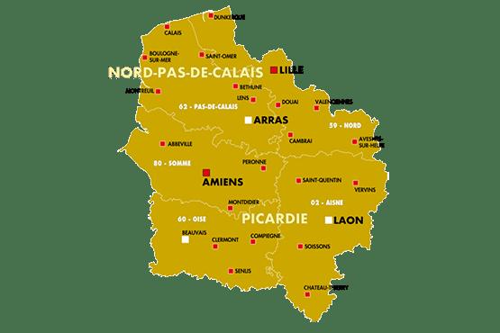navette entre l'Aéroport de Lille et les Hauts-de-France